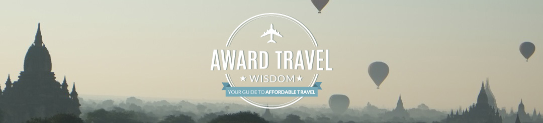 Award Travel Wisdom